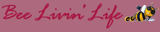 bee Livin Life web logo burg