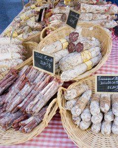 Market Aix en Provence
