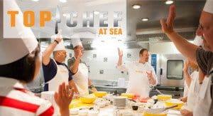 Top Chef at Sea